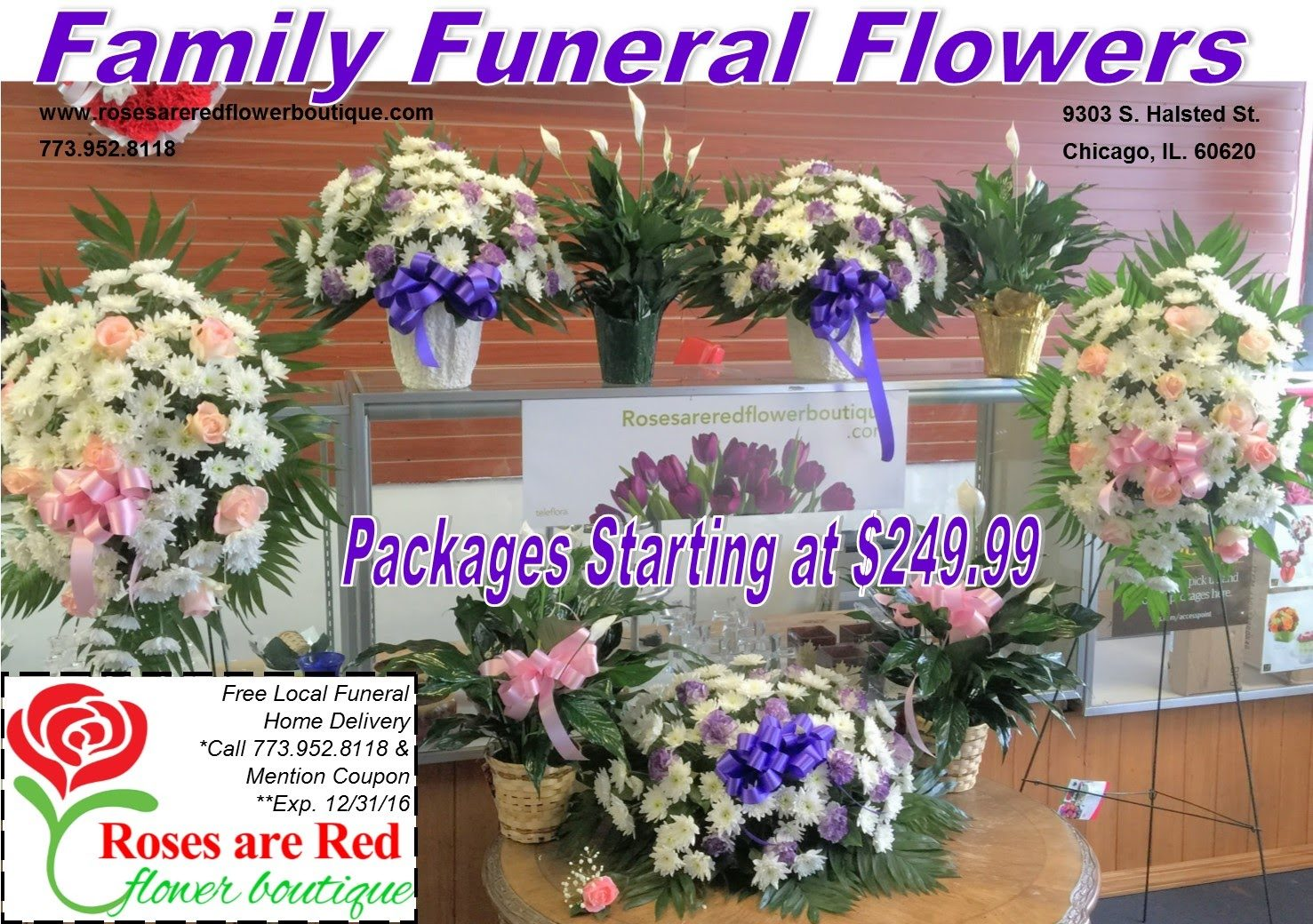 Roses are red flower boutique united states illinois chicago boutique is a full service florist with over 30 years of retail floral expertise partnered with ftd teleflora national delivery services izmirmasajfo