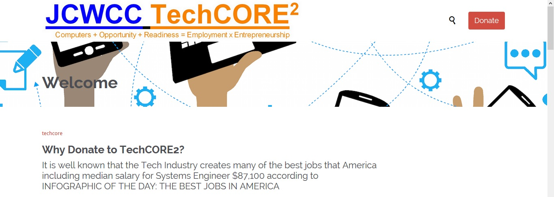 TechCORE2 Donation image