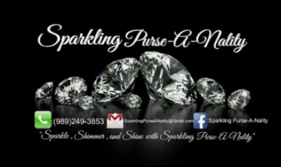 Sparkling Purse-A-Nality