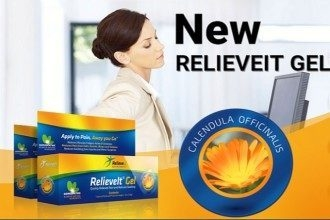 RelieveIt - A brand of Highly Effective, Natural Pain Relieving Products