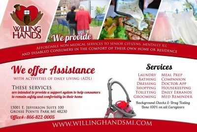 Willing Hands Home Help Care