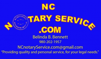 Notary - Certified Signing Agent/Electronic Notary