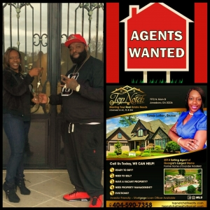Real Estate Agents Wanted