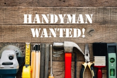 Contractors and handymen wanted